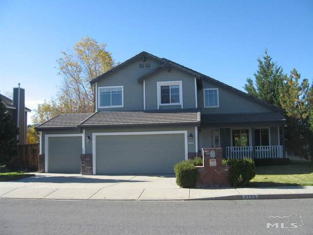 2225 Vista Terrace Ln., Sparks, NV 89436 (MLS #200002028) :: The Mike Wood Team