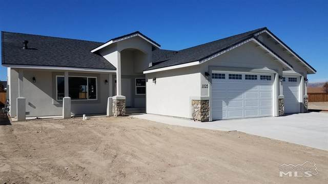 1125 Dixie Ln, Fernley, NV 89408 (MLS #200002030) :: NVGemme Real Estate