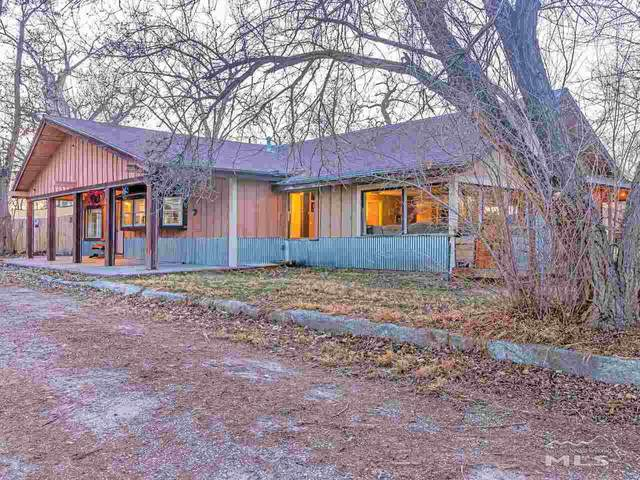 5575 Alcorn Road, Fallon, NV 89406 (MLS #200002038) :: Chase International Real Estate