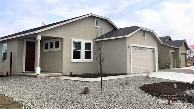 2540 Ladera Dr, Fallon, NV 89406 (MLS #200002044) :: Ferrari-Lund Real Estate