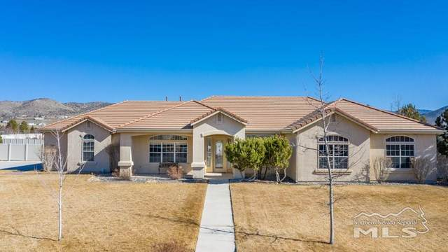 11640 Eagle Peak Dr, Sparks, NV 89441 (MLS #200002046) :: Chase International Real Estate