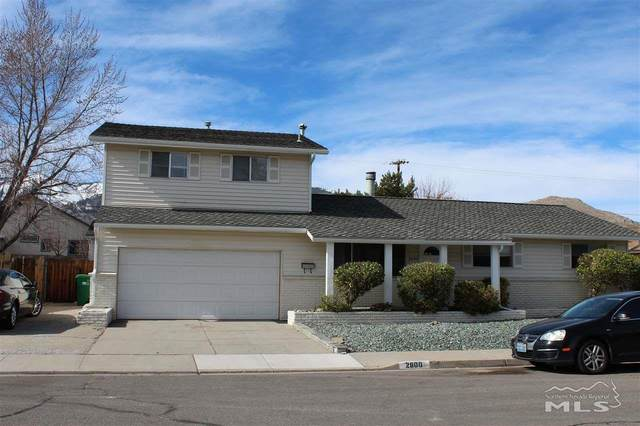 2800 Marvin Dr., Carson City, NV 89703 (MLS #200002056) :: The Mike Wood Team