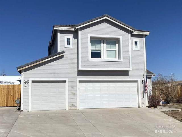 1487 Orca Way, Reno, NV 89506 (MLS #200002058) :: The Craig Team