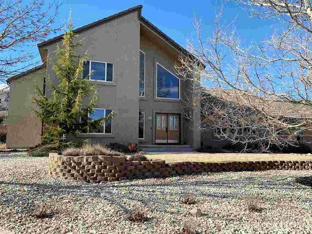 1734 Brush Dr, Carson City, NV 89703 (MLS #200002061) :: Theresa Nelson Real Estate