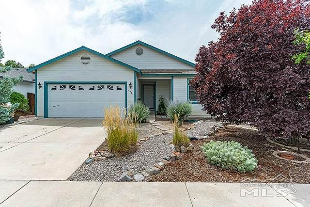 4661 S Cactus Hills Dr., Sparks, NV 89436 (MLS #200002079) :: The Mike Wood Team