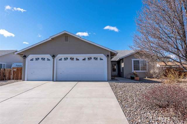 2271 Rockin Robin Drive, Sparks, NV 89441 (MLS #200002086) :: Chase International Real Estate