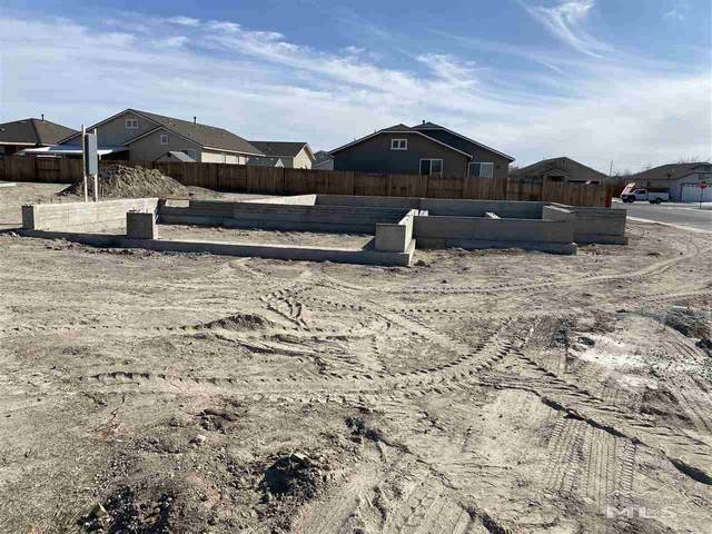 2538 Milano Dr, Fallon, NV 89406 (MLS #200002088) :: Ferrari-Lund Real Estate