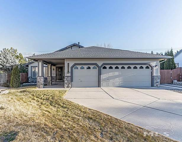 14545 Ghost Rider Drive, Reno, NV 89511 (MLS #200002093) :: The Mike Wood Team