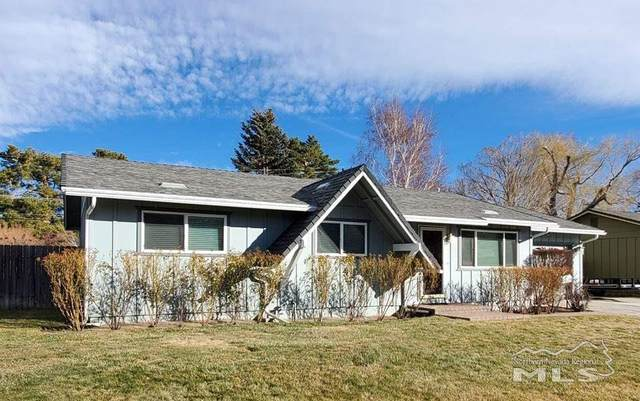 2309 Mountain St., Carson City, NV 89703 (MLS #200002097) :: Theresa Nelson Real Estate