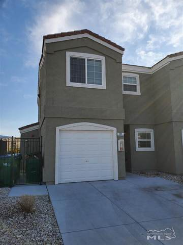 5780 Camino Verde #101, Sparks, NV 89436 (MLS #200002107) :: The Mike Wood Team