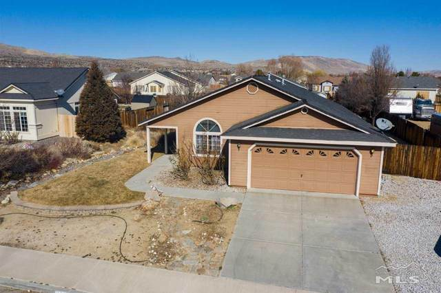 187 Richard Springs, Sparks, NV 89436 (MLS #200002123) :: Chase International Real Estate