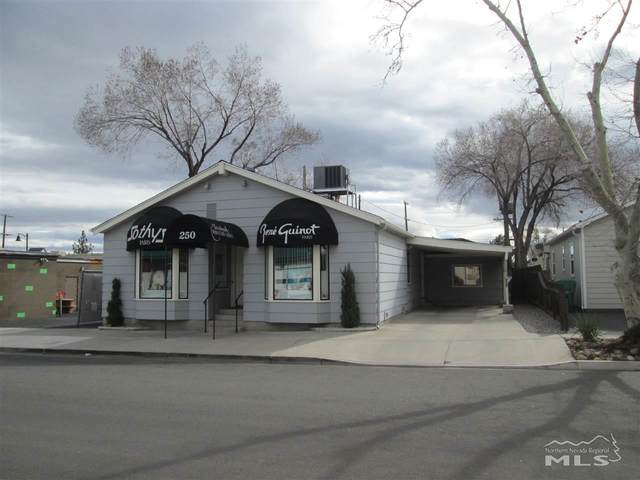 250 Claremont, Reno, NV 89502 (MLS #200002134) :: The Mike Wood Team