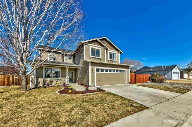 1362 Westminster Place, Gardnerville, NV 89410 (MLS #200002137) :: The Mike Wood Team
