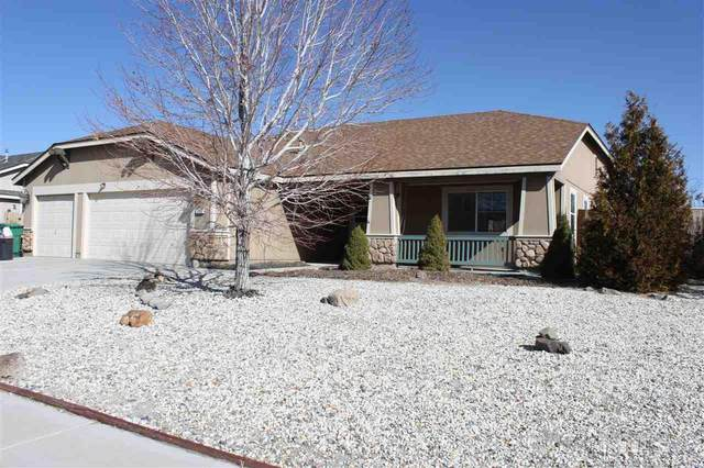 756 Lipizzan, Dayton, NV 89403 (MLS #200002141) :: NVGemme Real Estate