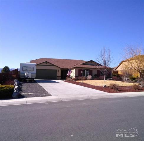 1215 Stratton Dr, Dayton, NV 89403 (MLS #200002143) :: NVGemme Real Estate