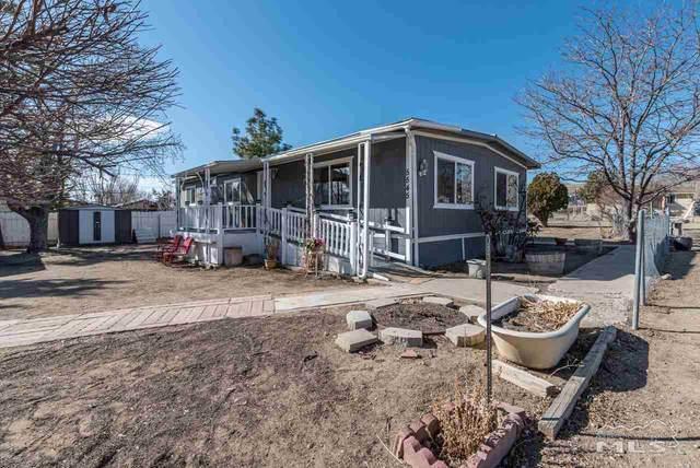 5545 Sidehill Drive, Sun Valley, NV 89433 (MLS #200002154) :: Ferrari-Lund Real Estate