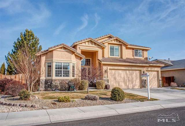 642 St Andrews, Dayton, NV 89403 (MLS #200002175) :: NVGemme Real Estate