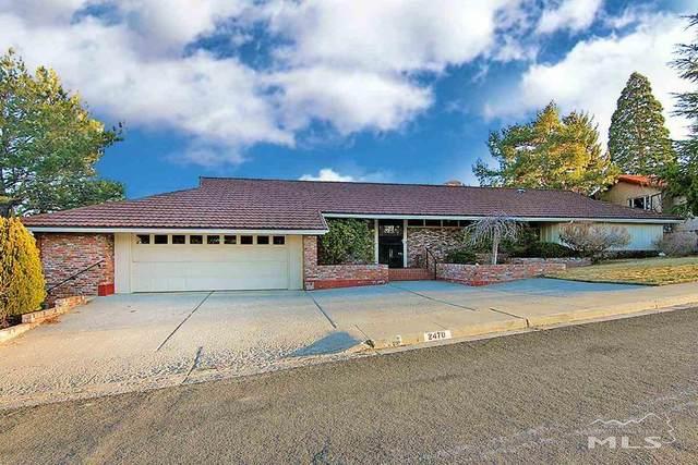 2470 Pioneer, Reno, NV 89509 (MLS #200002178) :: Ferrari-Lund Real Estate