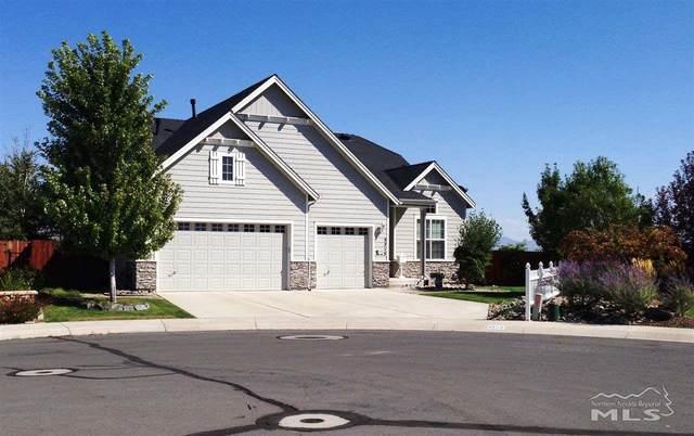 3515 Silverado Drive, Carson City, NV 89705 (MLS #200002187) :: Harcourts NV1