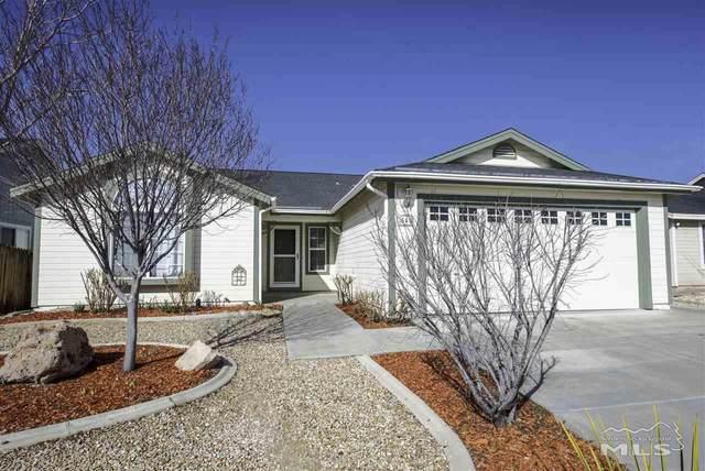 545 Rawe Peak, Dayton, NV 89403 (MLS #200002204) :: Harcourts NV1