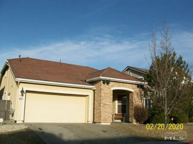 511 Roseben Drive, Reno, NV 89521 (MLS #200002216) :: Chase International Real Estate