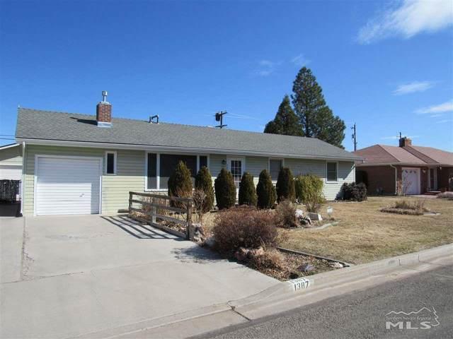 1387 Meadow Lane, Gardnerville, NV 89410 (MLS #200002225) :: Harcourts NV1