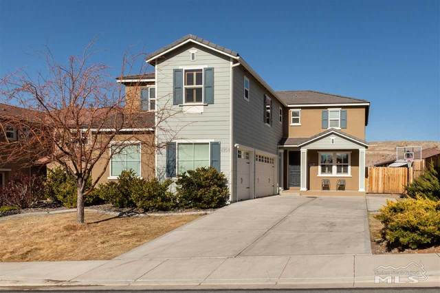 4954 High Pass Dr., Sparks, NV 89436 (MLS #200002226) :: The Mike Wood Team