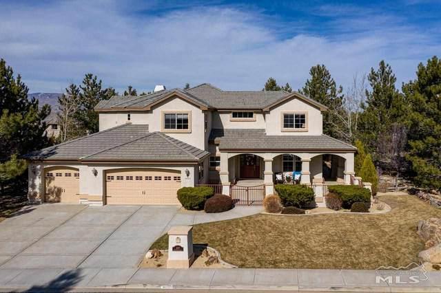 4885 Buckhaven Rd., Reno, NV 89519 (MLS #200002228) :: Ferrari-Lund Real Estate