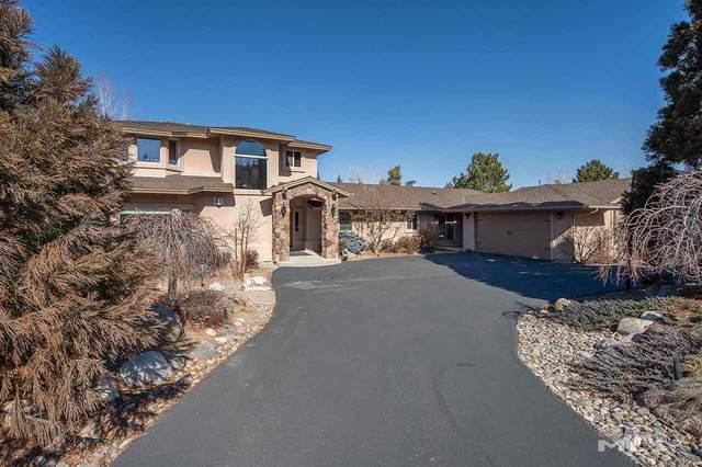 4225 Juniper Creek Rd, Reno, NV 89519 (MLS #200002231) :: Ferrari-Lund Real Estate