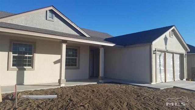 781 Ellie's Way, Gardnerville, NV 89460 (MLS #200002232) :: Ferrari-Lund Real Estate