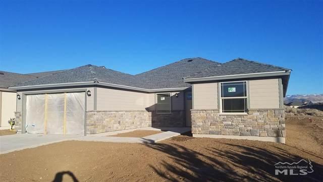 779 Ellie's Way, Gardnerville, NV 89460 (MLS #200002234) :: Mendez Home Team