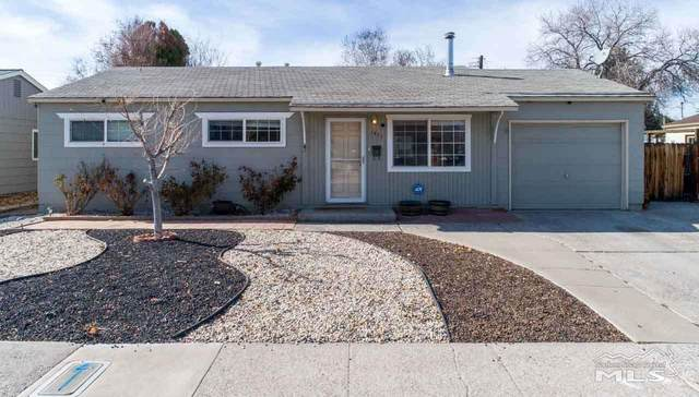 1571 Teakwood, Sparks, NV 89431 (MLS #200002235) :: Chase International Real Estate