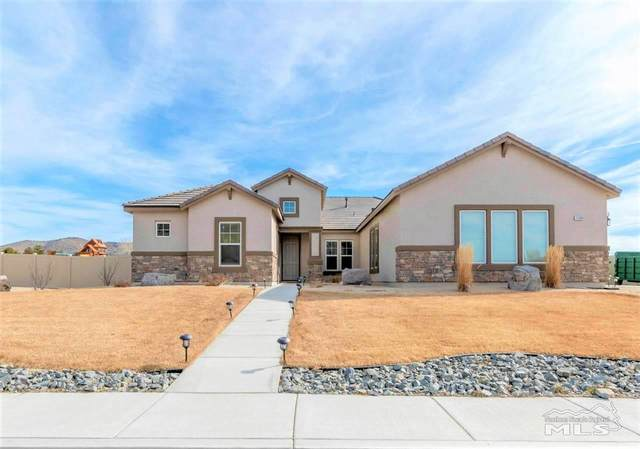 11594 Eagle Peak Drive, Sparks, NV 89441 (MLS #200002237) :: Chase International Real Estate