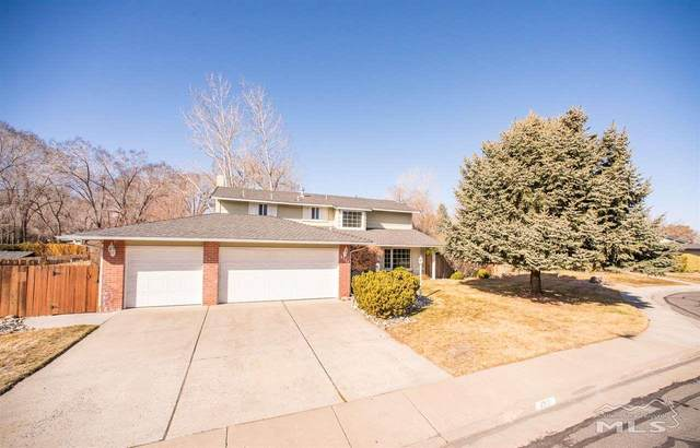 4311 Elmwood Ln, Reno, NV 89509 (MLS #200002257) :: Vaulet Group Real Estate
