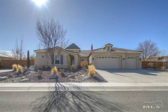 101 Watercress Lane, Dayton, NV 89403 (MLS #200002260) :: NVGemme Real Estate