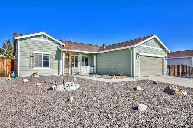202 Crown Point Drive, Dayton, NV 89403 (MLS #200002261) :: NVGemme Real Estate