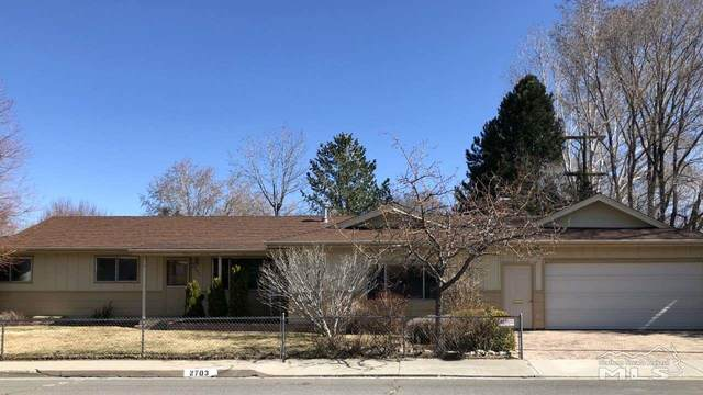 2703 Marvin Lane, Carson City, NV 89703 (MLS #200002266) :: NVGemme Real Estate