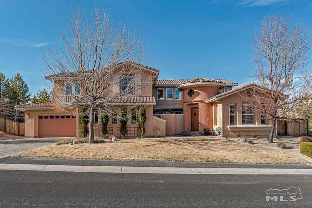 6265 Sierra Mesa Drive, Reno, NV 89511 (MLS #200002268) :: Vaulet Group Real Estate