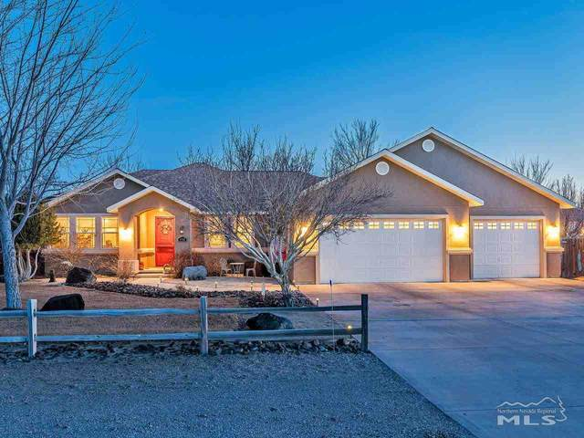 4731 Rancheria Road, Fallon, NV 89406 (MLS #200002271) :: Ferrari-Lund Real Estate