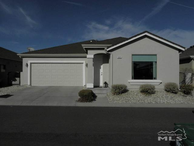 1312 Gambrel Drive, Carson City, NV 89701 (MLS #200002273) :: Ferrari-Lund Real Estate