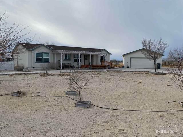 9445 Marshall, Fallon, NV 89406 (MLS #200002276) :: Chase International Real Estate