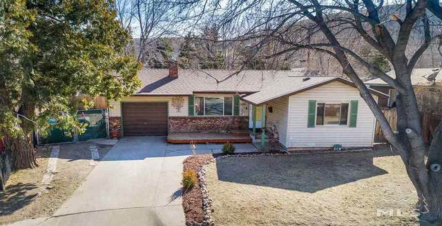 1001 W 4th, Carson City, NV 89703 (MLS #200002279) :: NVGemme Real Estate