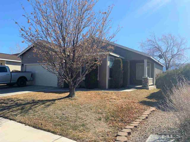 642 Rock Island  Dr., Dayton, NV 89403 (MLS #200002281) :: NVGemme Real Estate