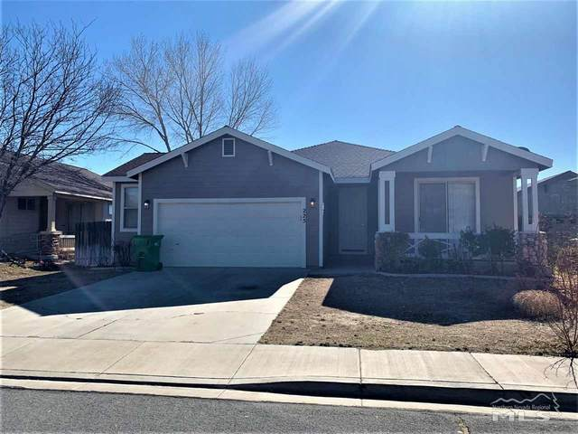 225 Corral Dr., Dayton, NV 89403 (MLS #200002282) :: NVGemme Real Estate