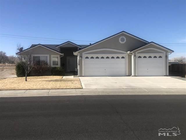 1068 Pepper Ln, Fernley, NV 89408 (MLS #200002285) :: Chase International Real Estate