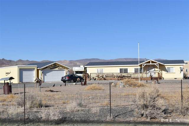 9950 Chelsie Ct, Stagecoach, NV 89429 (MLS #200002286) :: Vaulet Group Real Estate
