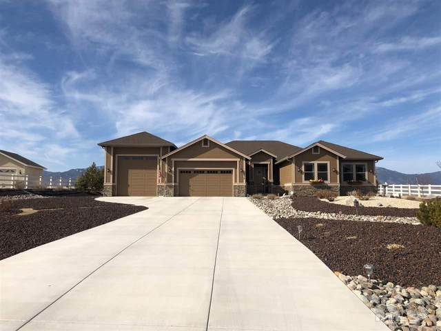 2676 Nye Dr, Minden, NV 89423 (MLS #200002290) :: Theresa Nelson Real Estate