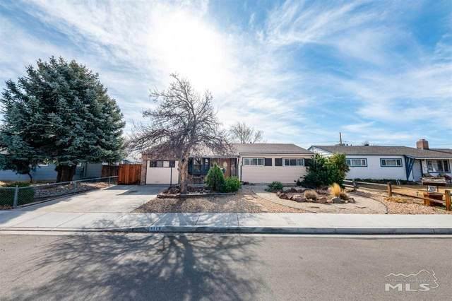 1115 Xman Way, Sparks, NV 88431 (MLS #200002291) :: Vaulet Group Real Estate