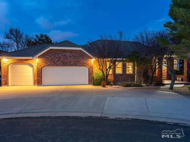 3285 Trumpeter Court, Reno, NV 89509 (MLS #200002293) :: Chase International Real Estate