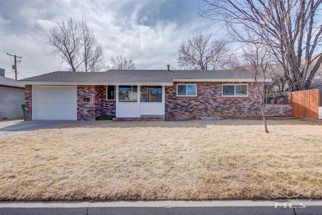 1209 W 4TH, Carson City, NV 89703 (MLS #200002303) :: NVGemme Real Estate